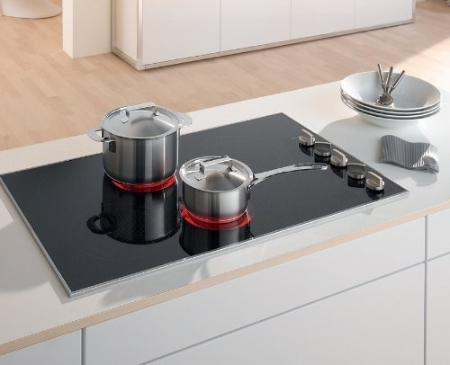 Miele KM5627 36 Electric Cooktop with 5 High Speed Elements 240Volts (call for 208V option)