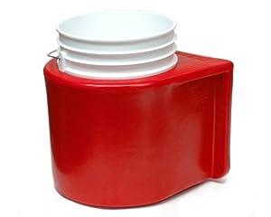 Amazon Com Brower Mbh5r Insulated Bucket Holder Bucket