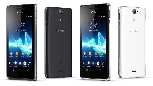 SONY Xperia V SIMフリー(海外携帯) (ブラック)