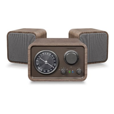 Crosley Trio Bluetooth Stereo System