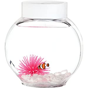 Gemmy Fincredibles Clown Fish Animated Electronic Pet Color-Changing LED Light & Decor at Sears.com