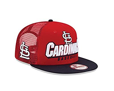 MLB St. Louis Cardinals Trucker Charge 950 Cap