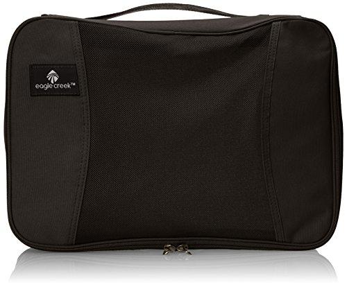 eagle-creek-pack-it-half-cube-black-clothing-storage-bags-soft-bag-black-fabric-zipper