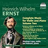 Ernst: Complete Music Violin & Piano 2