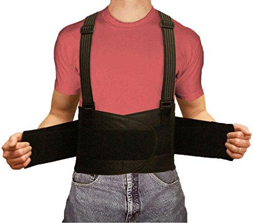 Aidbrace Back Brace Support Belt Helps Relieve Lower