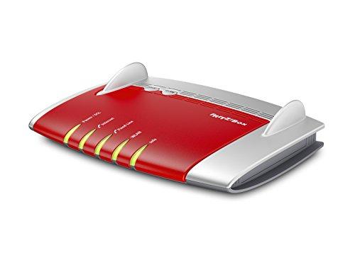 AVM FRITZ!Box 7360 A/CH Wlan Router (VDSL/ADSL, 300 Mbit/s, DECT-Basis, Media Server)