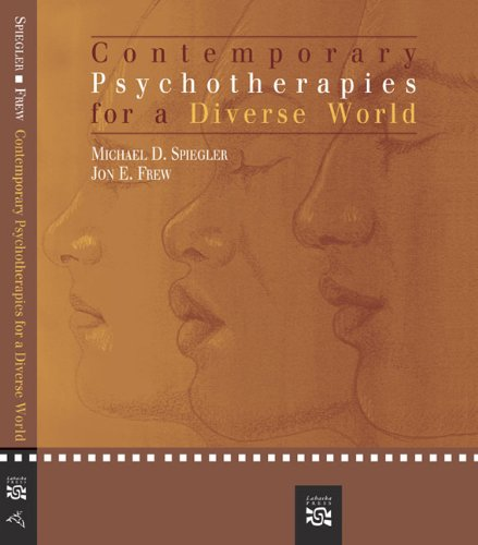 Contemporary Psychotherapies for a Diverse World (Theories)