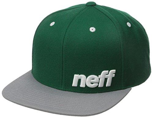 Cappellino Neff Daily Classic Green Grey