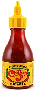 Just Chili California Hot Sauce 7-ounce