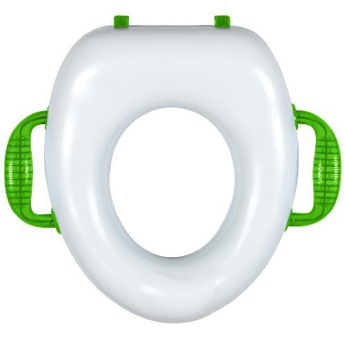 Munchkin Deluxe Potty Seat, Green