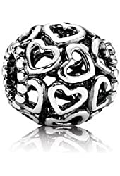 Pandora 790964 Open Your Heart Charm