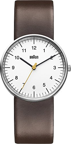 Braun BN0021BKBKL 3 Hand Movement Womens Quartz Watch