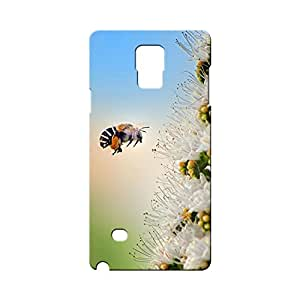 BLUEDIO Designer Printed Back case cover for Samsung Galaxy Note 4 - G1645
