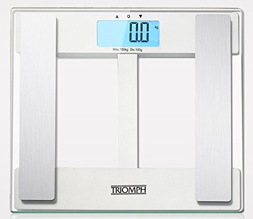 Triomph Bmi Bathroom Scale Measures Weight Body Fat