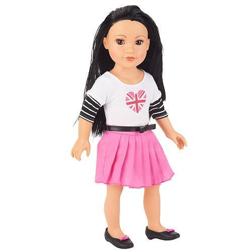 Journey Girls 18 inch London Doll - Callie by Toys R Us