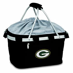 NFL Green Bay Packers Metro Insulated Basket by Picnic Time