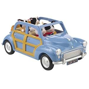 Sylvanian Families Blue Family Car