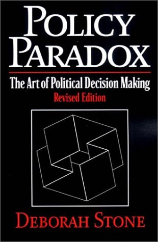 Policy Paradox: The Art Of Political Decision Making (Revised Edition)