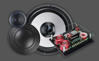 Helix RS 6.3 Auto-Lautsprecher