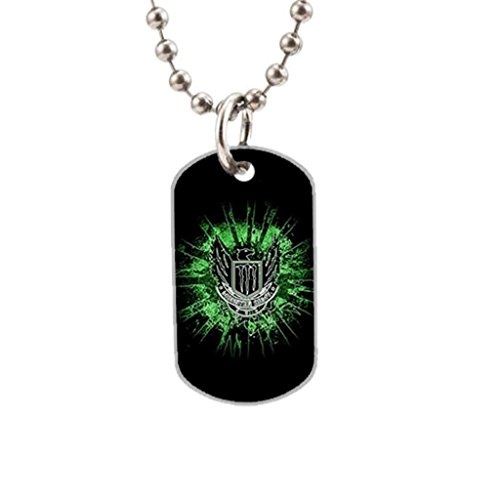 TimMaMa Design Monster Energy Logo Premium Quality Unique Dog Tag Cat Tag Key Chain Necklace The Perfect gift (Monster Energy Necklace compare prices)