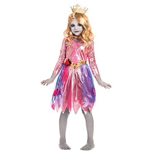 Zombie Sleeping Beauty Costume (Child)