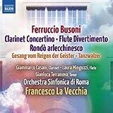 echange, troc  - Concertino Pour Clarinette - Divertissement Pour Flûte