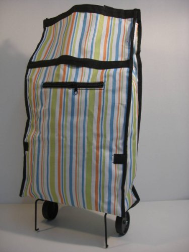Falttrolley Shoppingtasche Klapptasche Einkaufstrolley