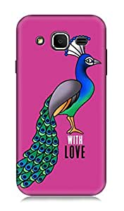 Samsung Galaxy Grand Prime 3Dimensional High Quality Designer Back Cover by 7C