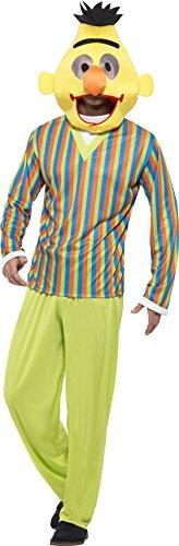 Smiffy's Unisex Official Sesame Street Bert Costume (Medium - Large)