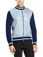 Santini Chaqueta de Ciclismo Eroica Coupe-vent Avant 2015 Heritage Series (Azul)
