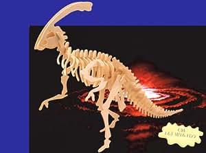 Parasaurolophus Dinosaur 3D Puzzle