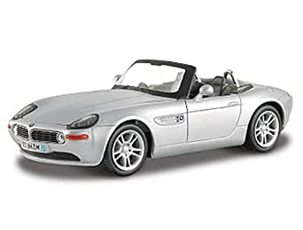 Amazon.com: Maisto 1:18 Scale BMW Z8 Diecast Vehicle (Colors May Vary