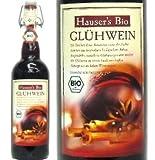 [ Hauser's  ] ハウザーズ、ビオ ホットワイン ( グリューワイン 赤 ) 750m/ドイツ 自然派