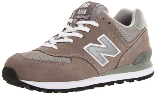 New Balance New Balance Men's ML574 Lifestyle Sneaker,Grey/Silver,9.5 D
