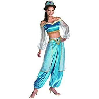 Aladdins Princess Jasmine Costume Disney Movie Costumes Sizes