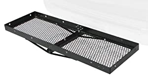 "Paramount Restyling 7700 Non-Folding Hitch Mount Cargo Basket for 2"" Hitch Receivers at Sears.com"