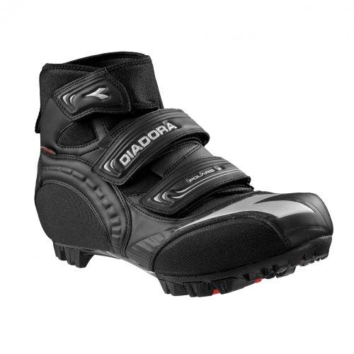 566b8691f9a Diadora Polaris 2 Mountain Bike Shoes Gentlemen black (Size  41)