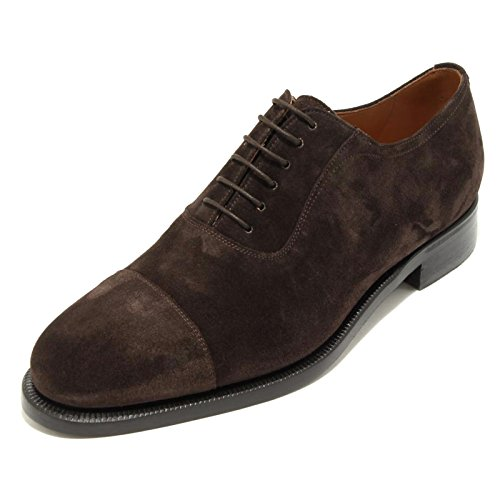 2163G scarpa marrone J. HOLBENS SOFTY francesina uomo shoes men [10]