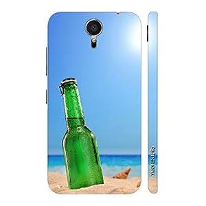 Enthopia Designer Hardshell Case Some Beer on the Beach Back Cover for Meizu MX6