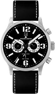 Jacques Lemans Men's 1-1659N Porto Sport Analog Chronograph Watch