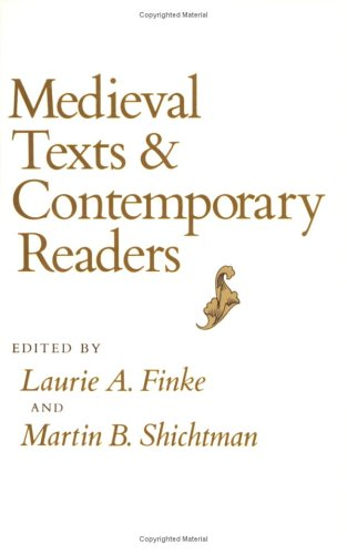 Medieval Texts and Contemporary Readers