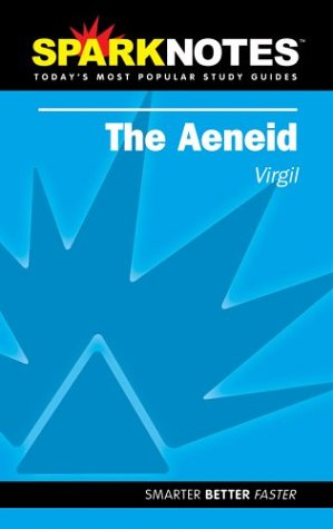 Aeneid (Sparknotes Literature Guides)