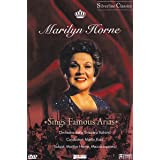 Various Composers - Marilyn Horne Sings Famous Arias [DVD]by Marilyn Horne