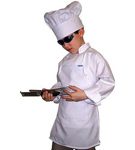 lot-of-20-m-chefskin-lite-white-apron-kids-children-8-12-yrs-18-x-28-fabric