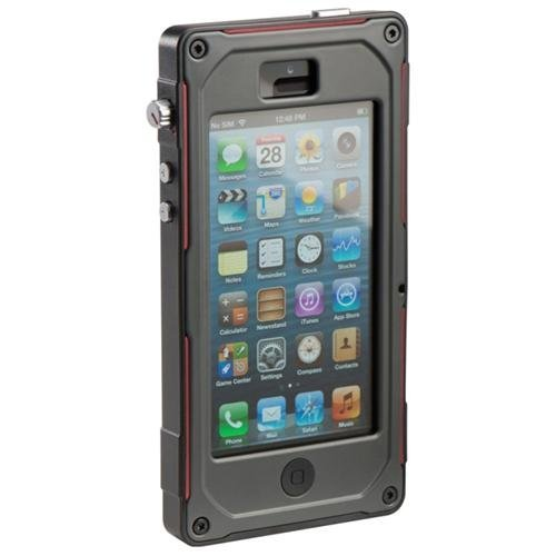 PELICAN(ペリカン) ペリカンケース ProGear Vaultシリーズ CE1180 iPhone5 防塵・防水ケース 黒/赤 並行輸入品