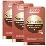 Nutreov Sunsublim Bronzage Int�gral �...