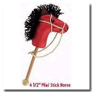 Mini Stick Horse
