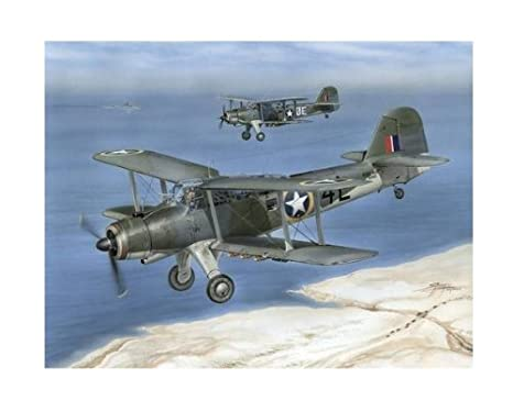 Special Hobby SH48084 Fairey Albacore II 1:48 Plastic Kit Maquette