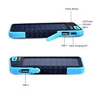Portable Solar Phone Charger - Sunferno ...