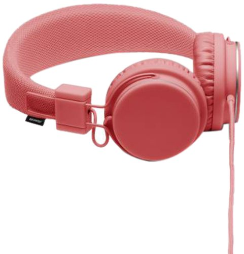 (Coral / Microphone / Remote Control Function / Zoundplug Folding (Shared Jack) /) [Domestic Regular Article] Urbanears Plattan Headphone 4090704 (Japan Import)